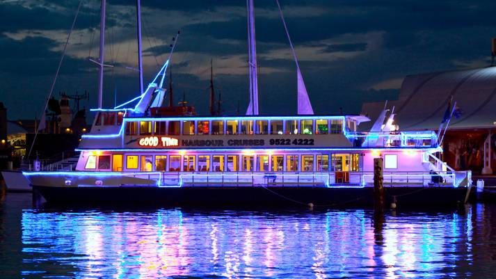 Romantic Dinner Cruise Sydney