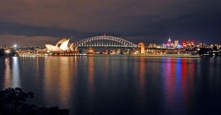 Sydney Night Dinner Cruise