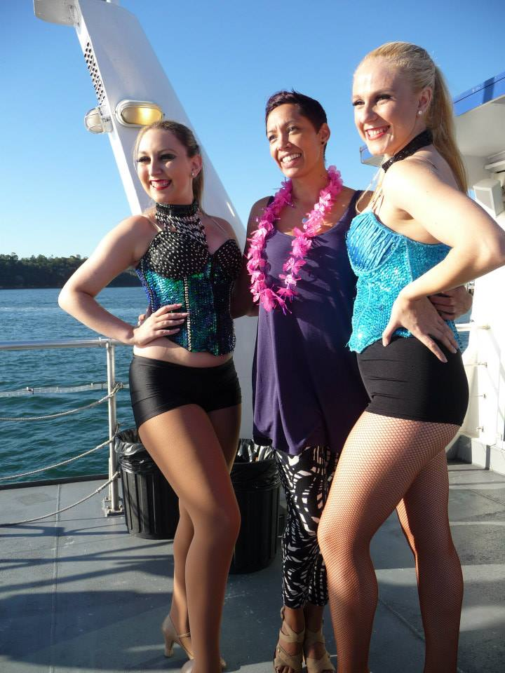Dance Party Cruises Sydney