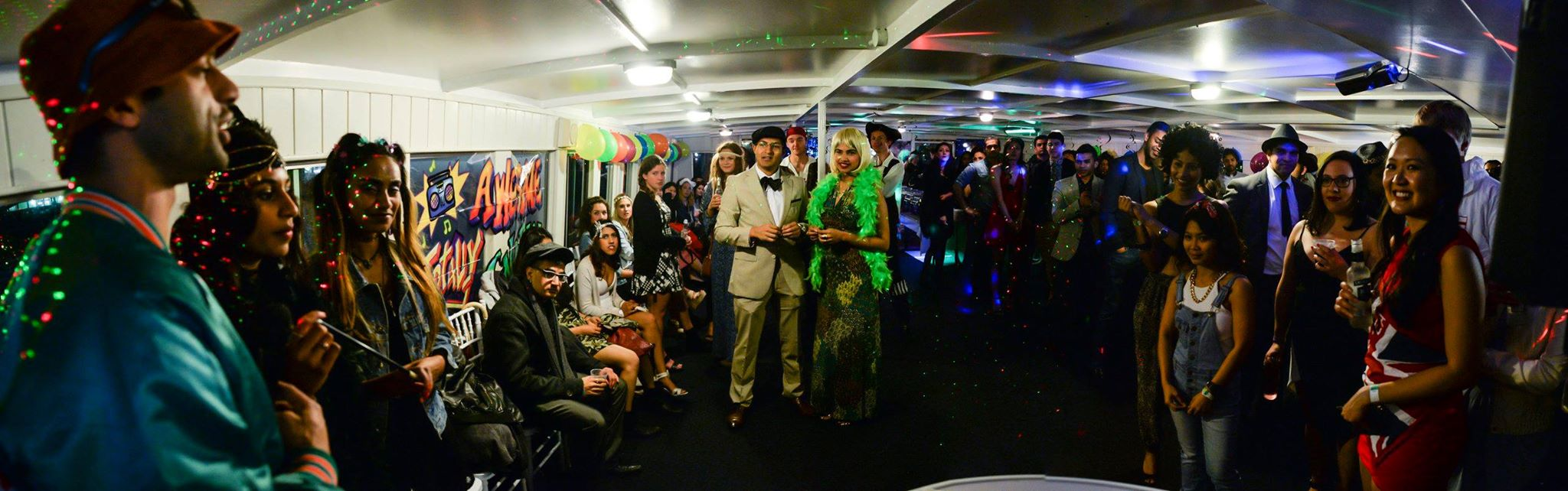 Birthday Party Cruises Sydney